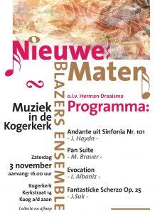 Muziek in de Kogerkerk