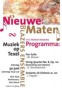 Muziek op Texel
